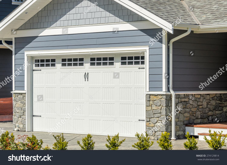 1093 #77702E Garage Door In Vancouver Canada. Stock Photo 274129814 : Shutterstock pic Entry Doors Canada 45711500
