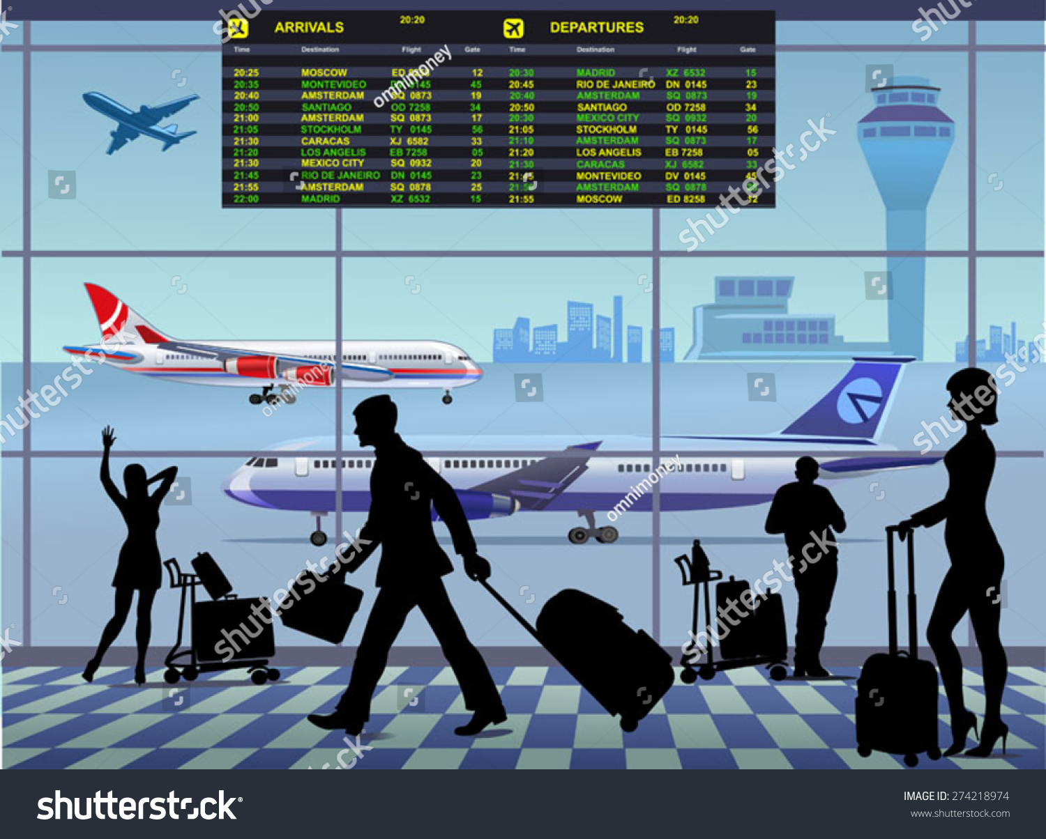 airport gate clipart - photo #44