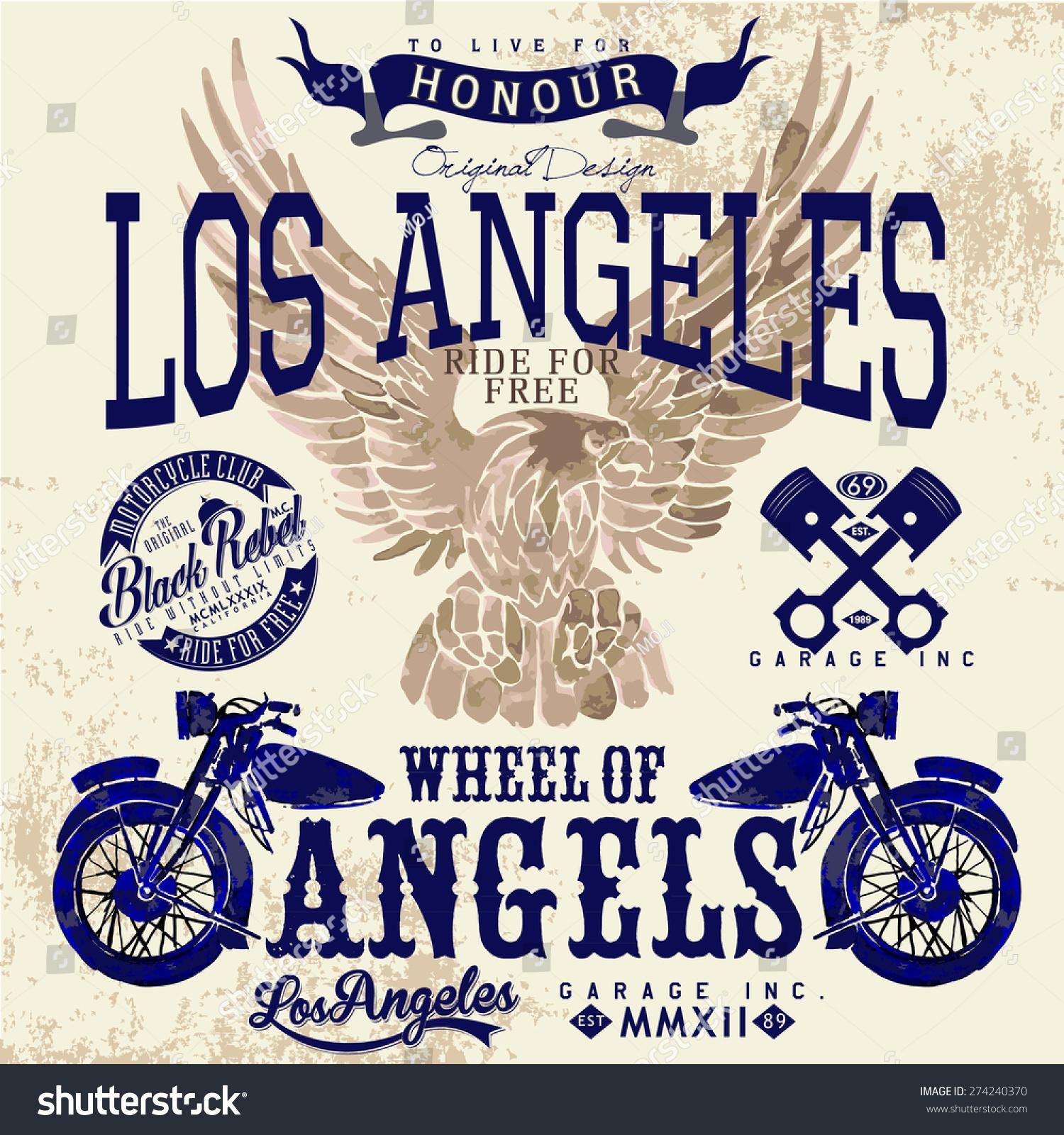 Design t shirt motocross - T Shirt Design Vector Graphics Motor Sports