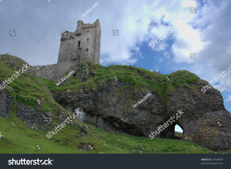 gylen castle is located - photo #15