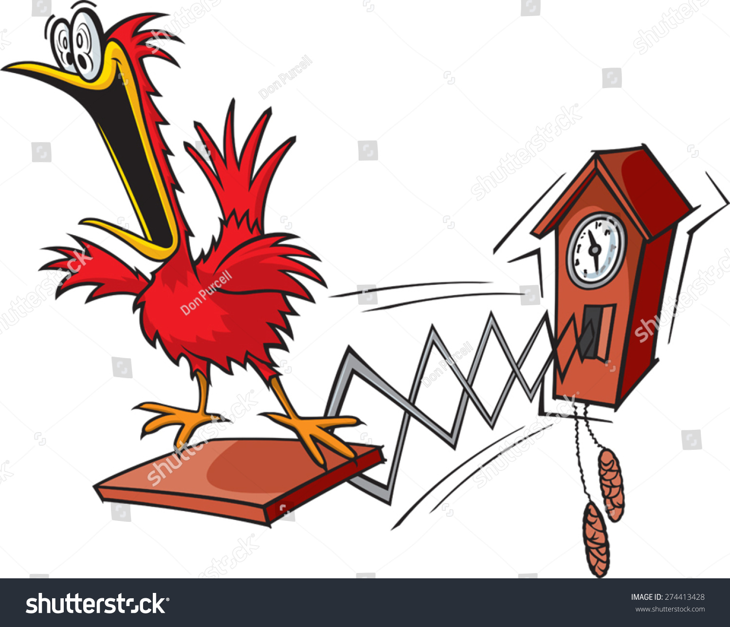 stock-vector-a-cartoon-cuckoo-clock-laye