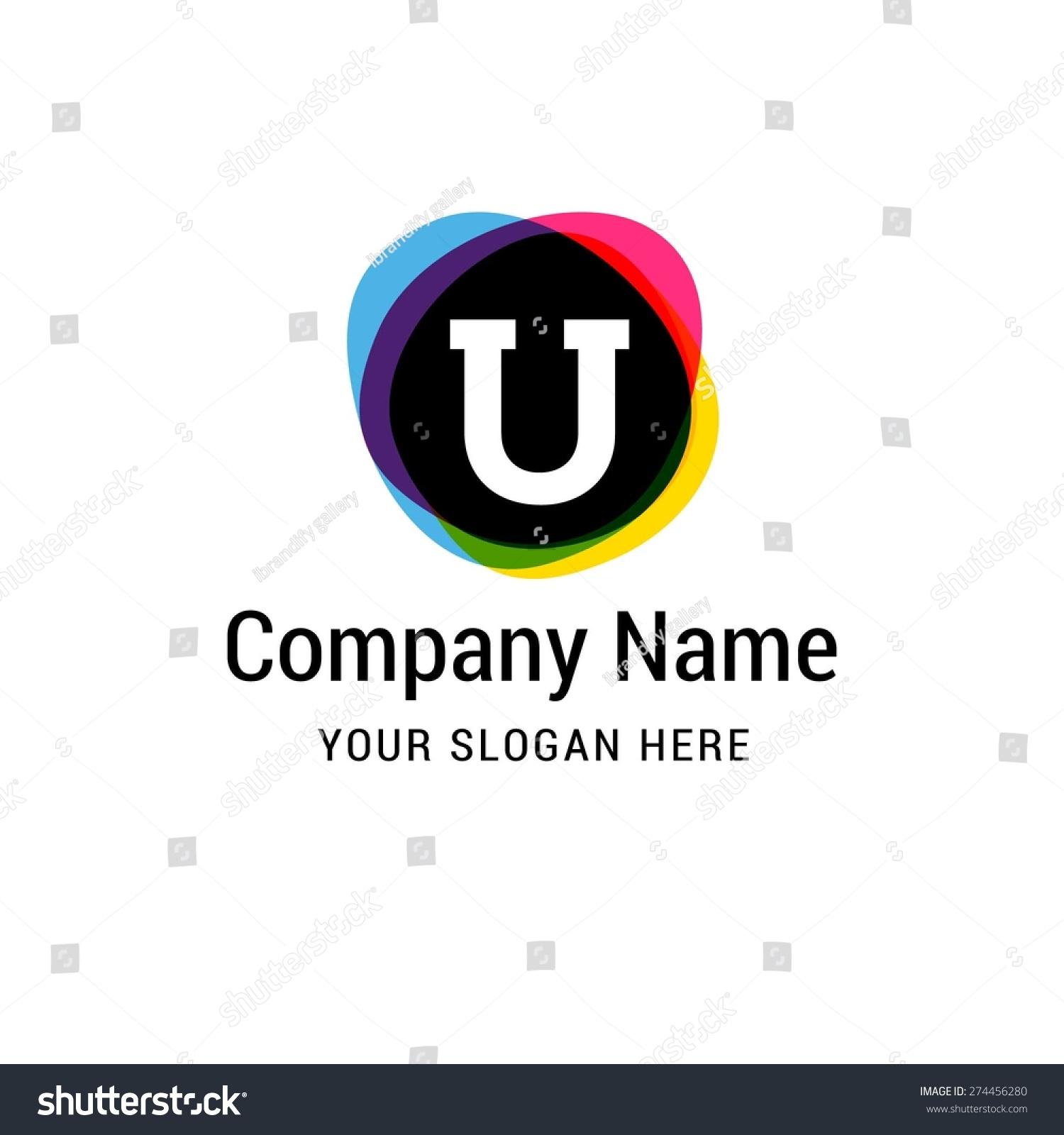 U Logo Design Letter U Logo Icon Des...