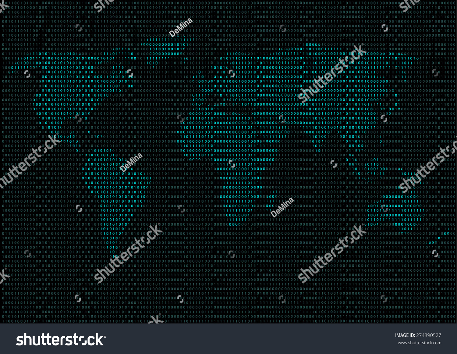Digital binary cyan code lines world stock vector 274890527 digital binary cyan code lines world map vector illustration gumiabroncs Image collections
