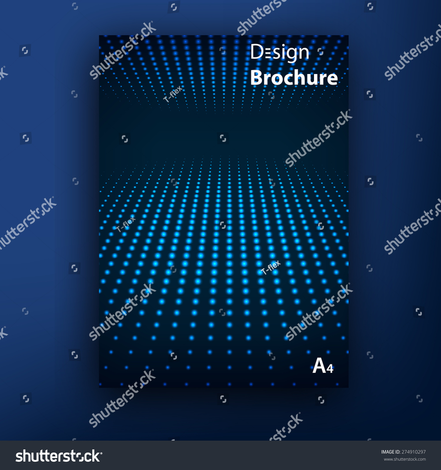 vector brochure booklet cover design templates stock vector vector brochure booklet cover design templates collection a4