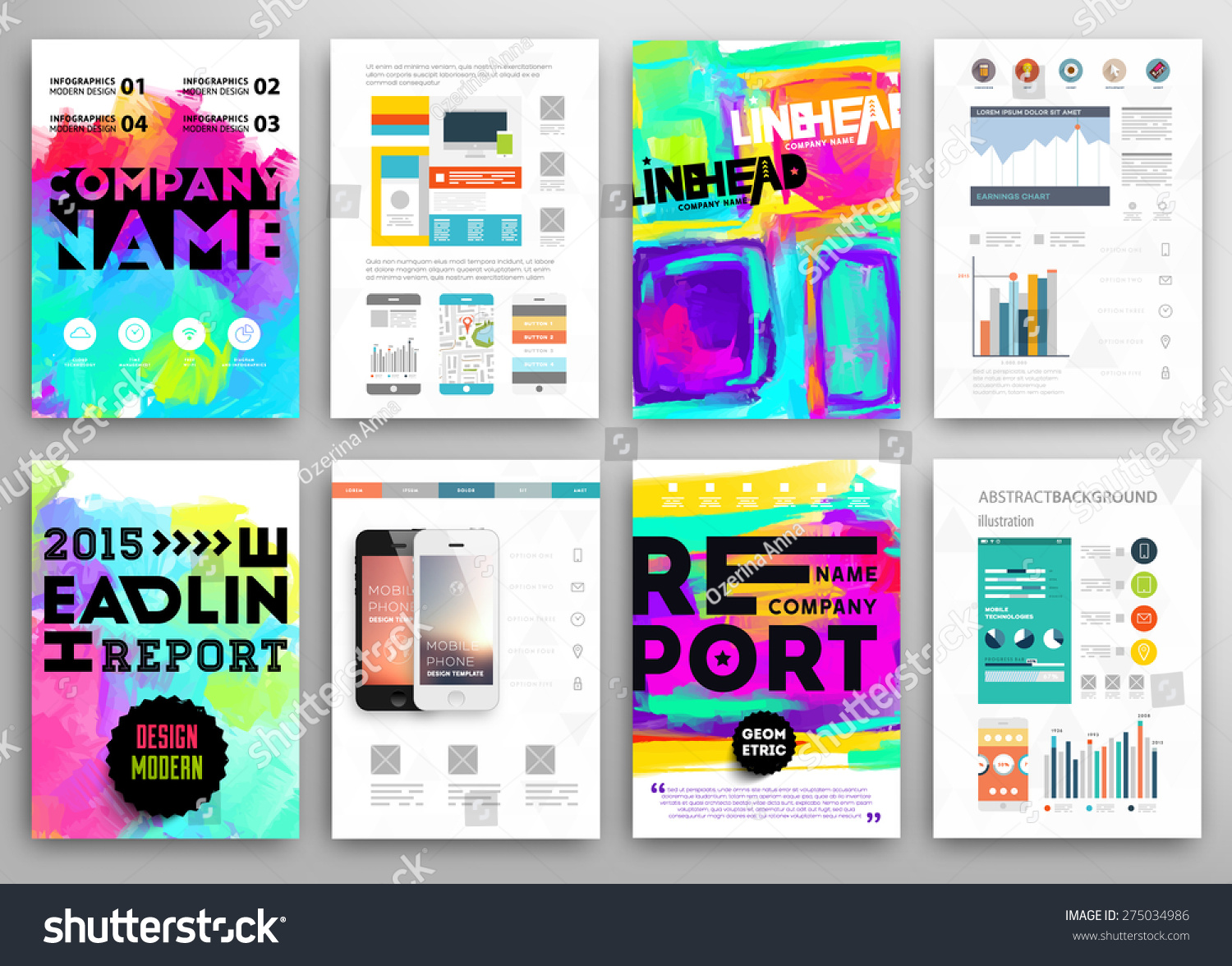 flyer poster templates