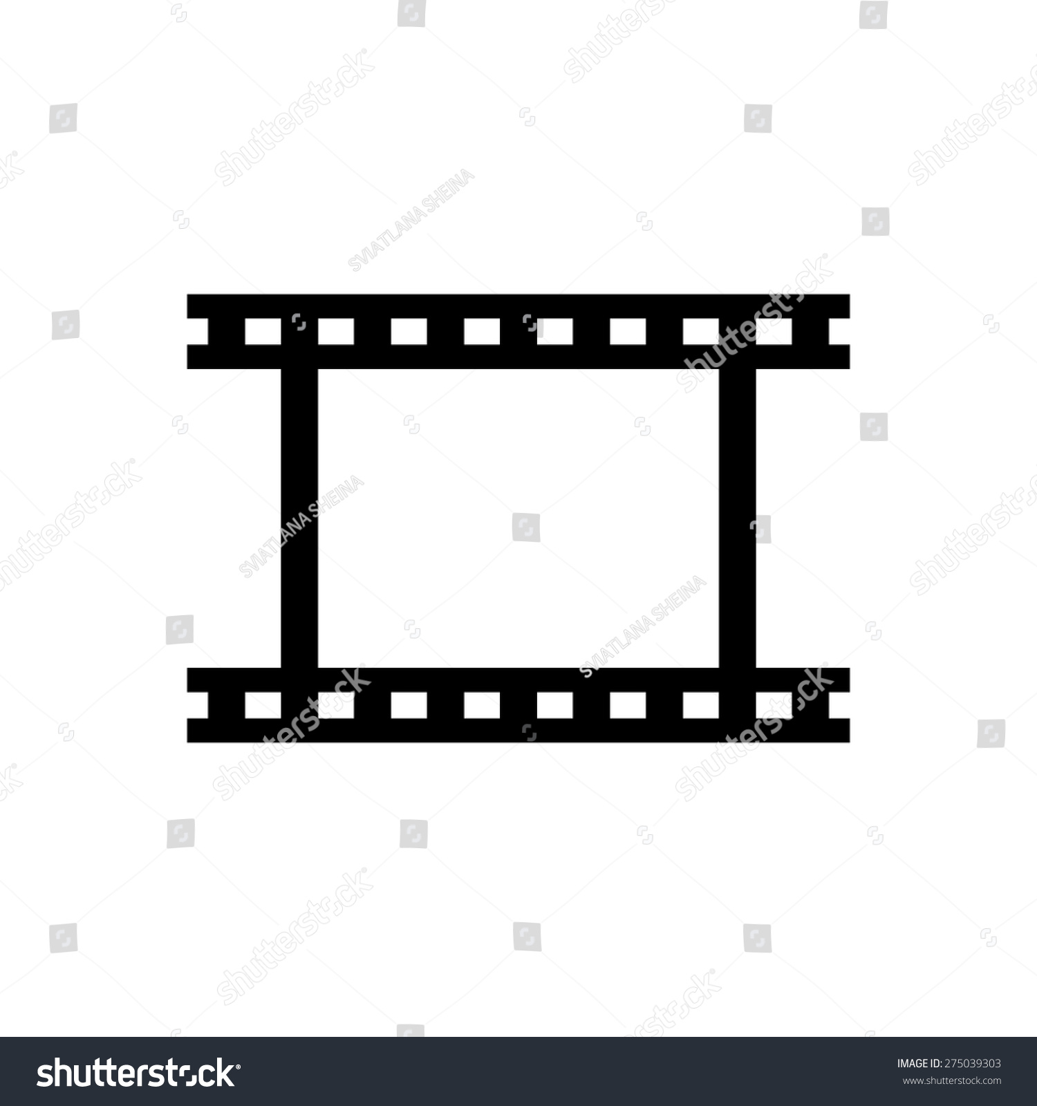 Camera Roll Photographic Film Camera Film Stock Vector 275039303 ...