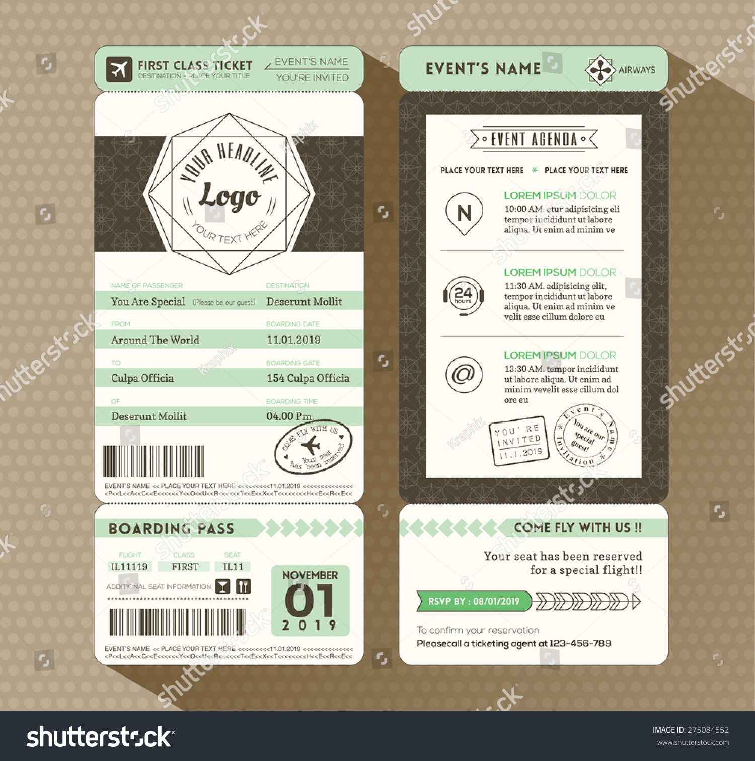 Famous 10 Best Resume Designs Big 10 Best Resume Writers Solid 15 Year Old Resume Example 16th Birthday Invitation Templates Old 18 Year Old Resumes Orange2 Page Resume Design Hipster Design Boarding Pass Ticket Event Stock Vector 275084552 ..