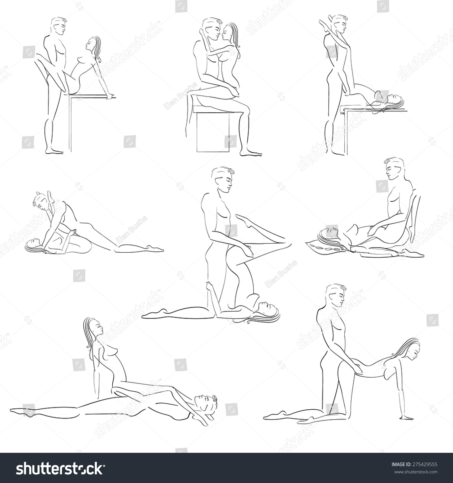 Naked zelda and peach having sex