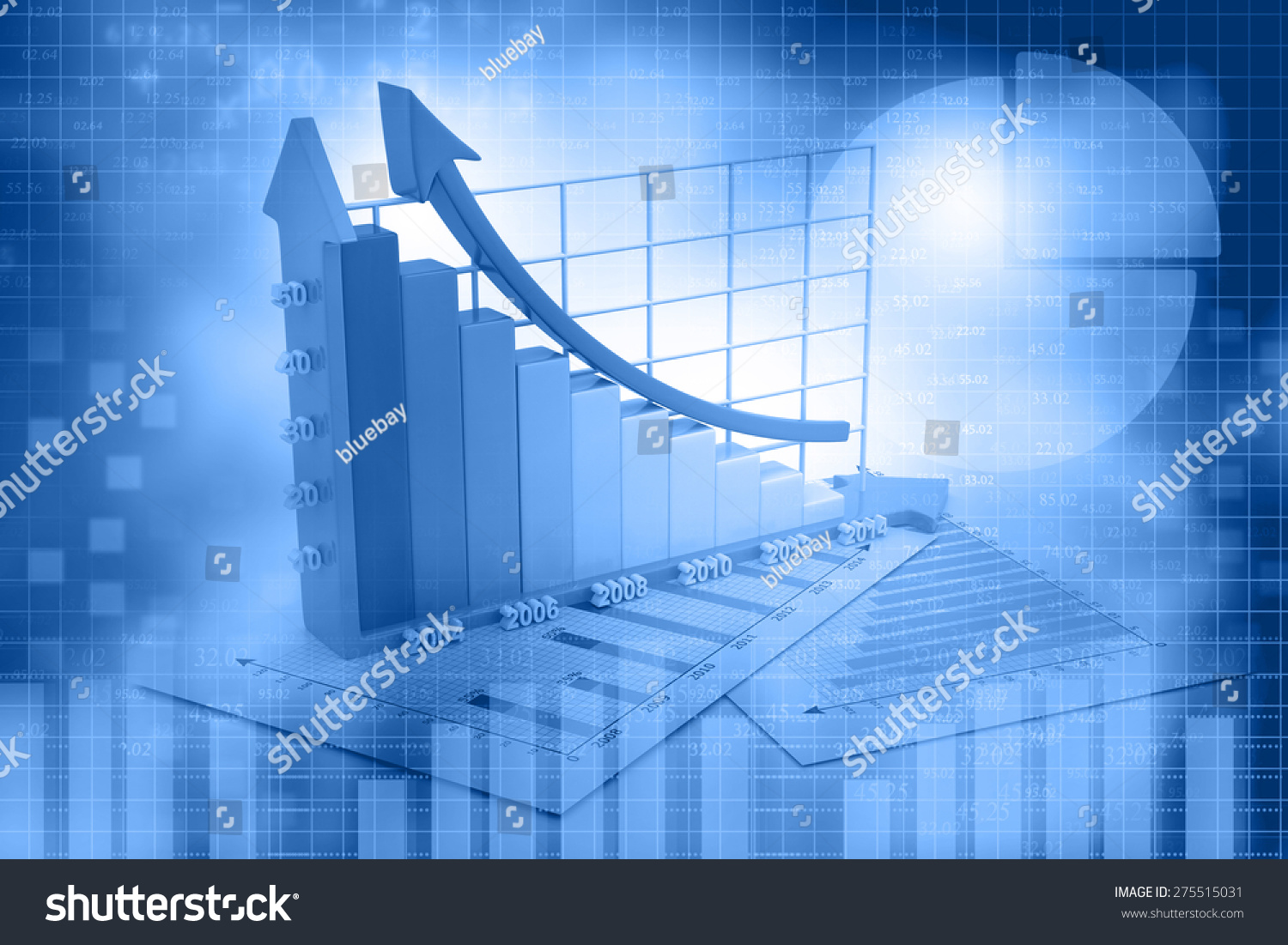 Business growth chart background stock illustration 275515031 business growth chart background nvjuhfo Gallery