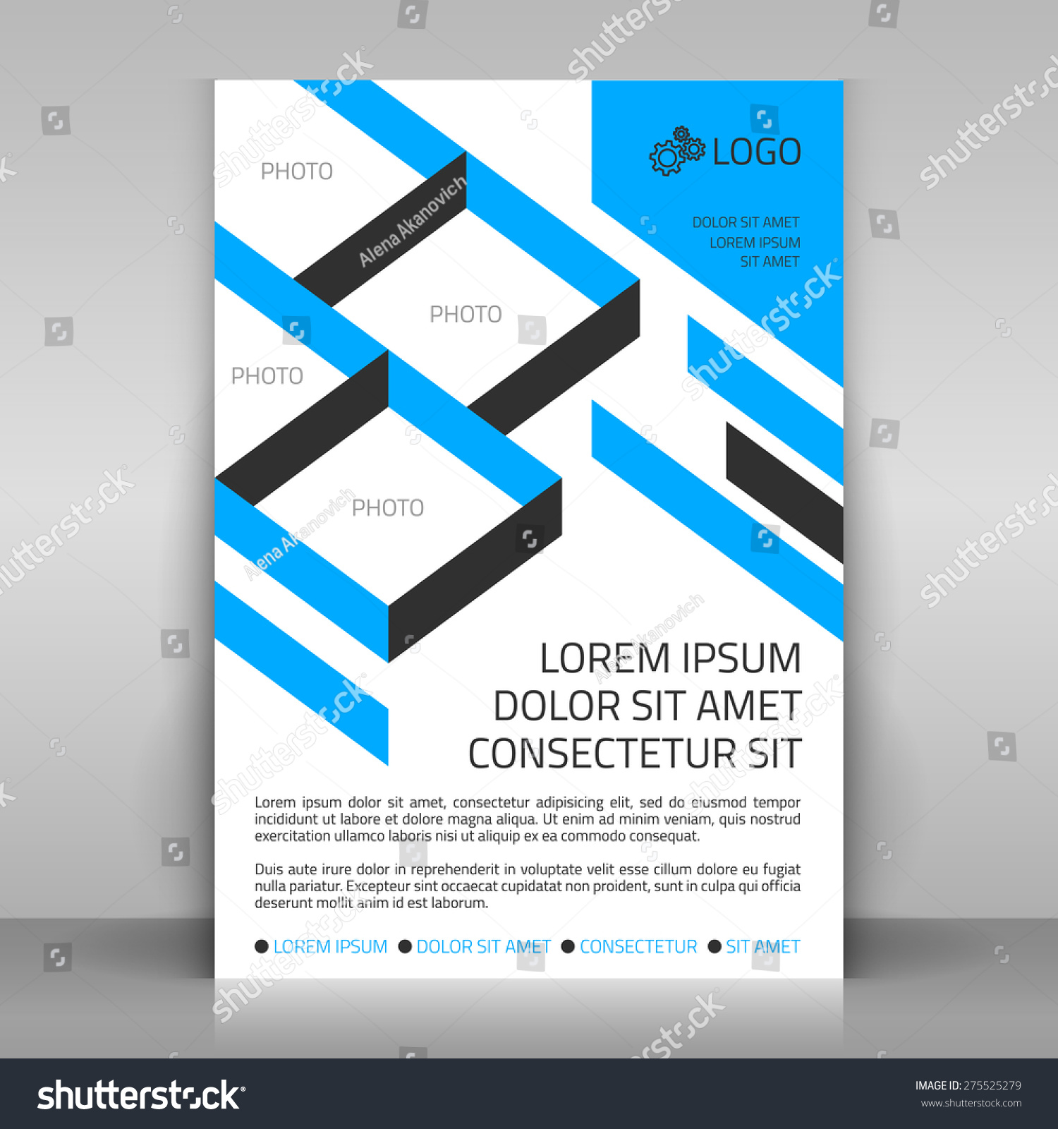 Company Flyer U2013 OpenOffice Template Outstanding Job Templates, 20 Beautiful  Modern Brochure Design Ideas For Your 2014, Corporate Business Training  Start ...