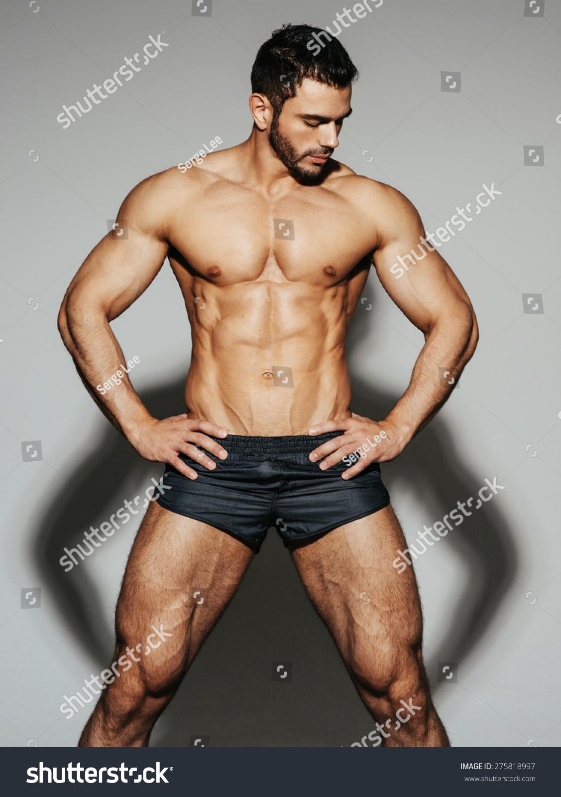image Black men male model and long hair