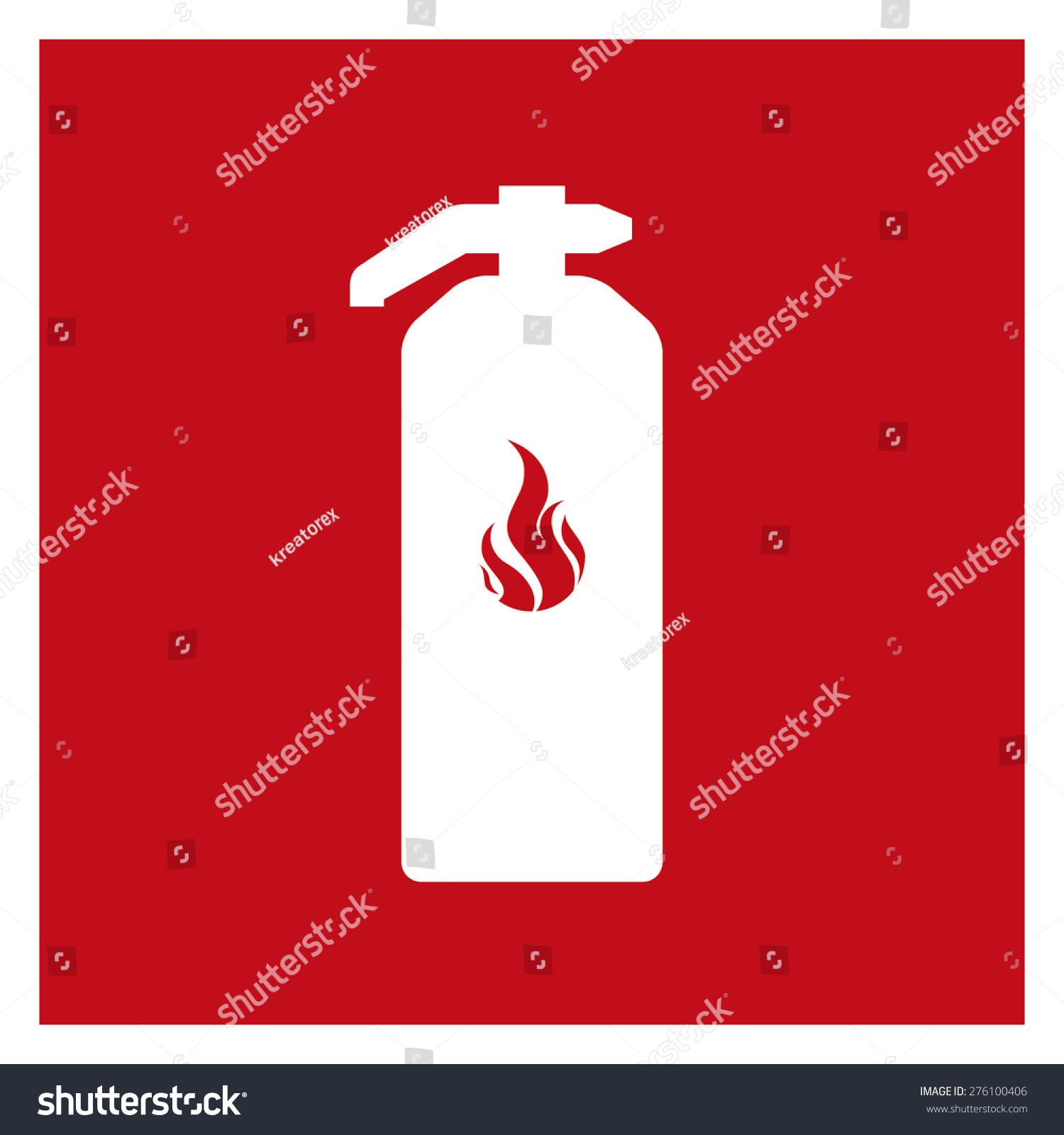 Symbol fire extinguisher gallery symbol and sign ideas symbol fire extinguisher on red background stock vector 276100406 symbol fire extinguisher on a red background buycottarizona