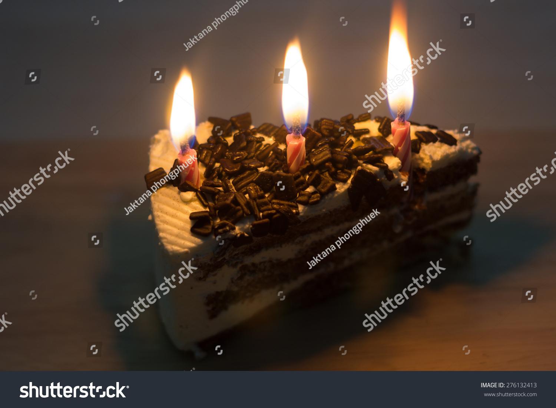 Birthday Cake Shot Images ~ Happy birthday cake shot candles stock photo  shutterstock