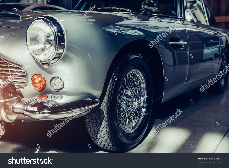 classic car. #276297560