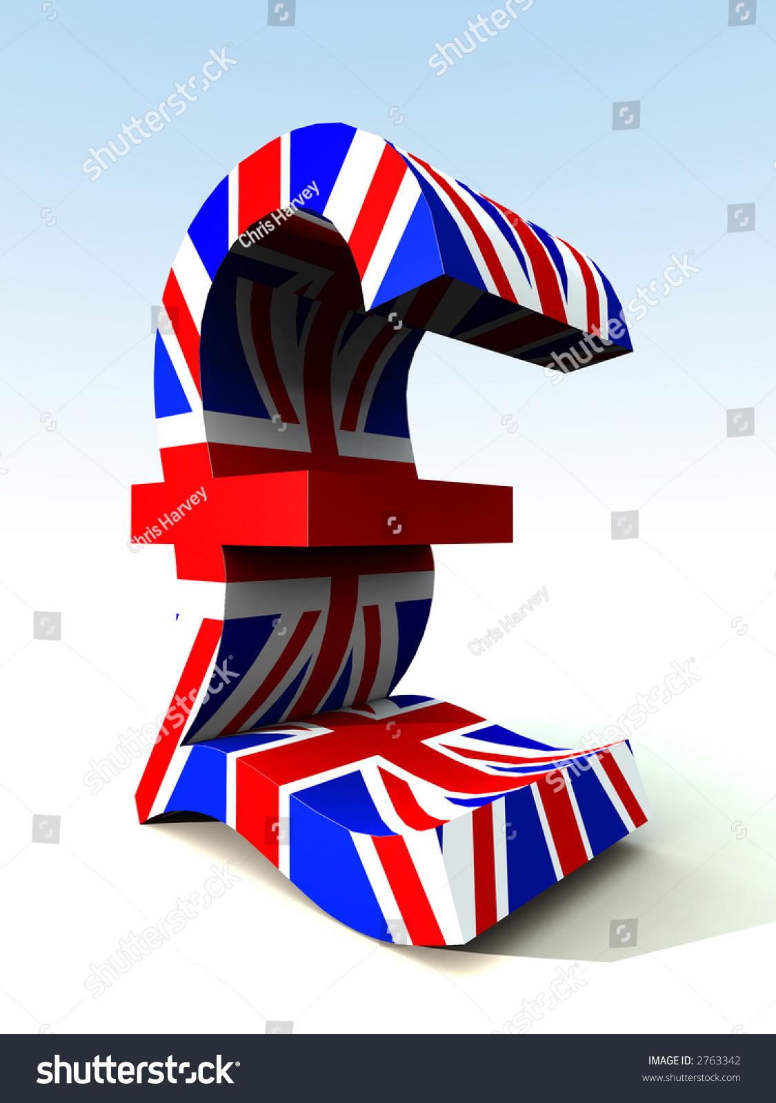 Image Uk Currency Symbol Stock Illustration 2763342 Shutterstock