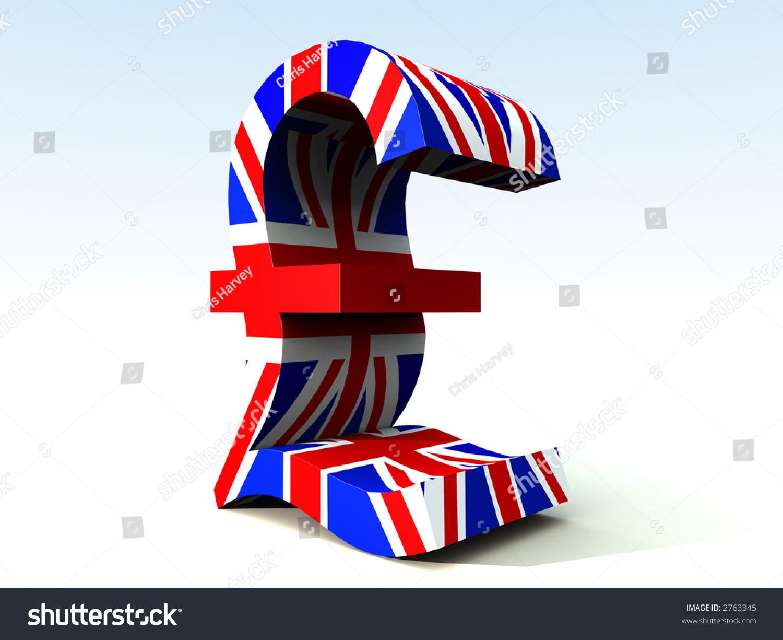 Image Uk Currency Symbol Stock Illustration Royalty Free Stock