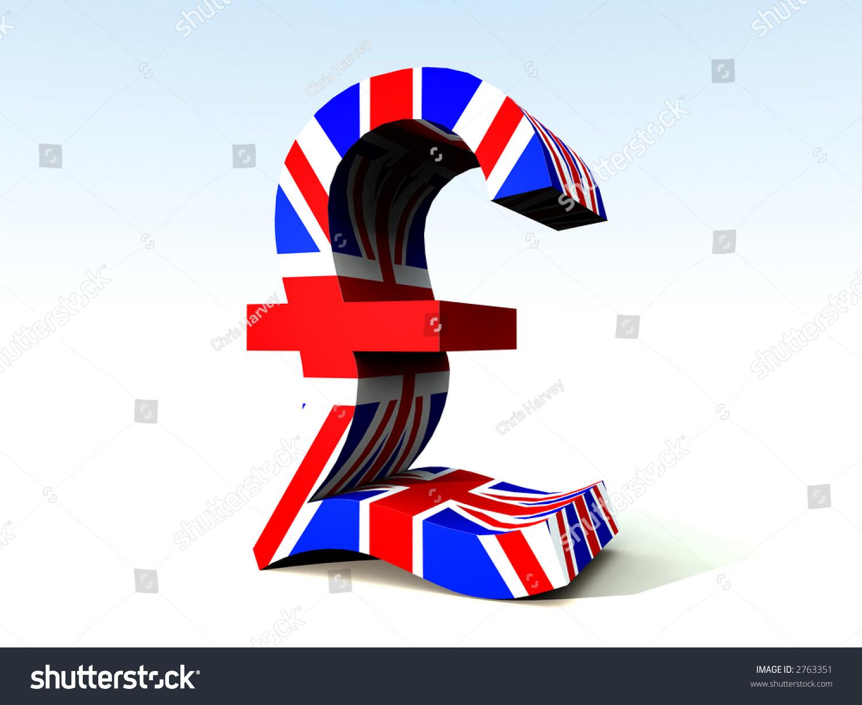 Image Uk Currency Symbol Stock Illustration 2763351 Shutterstock