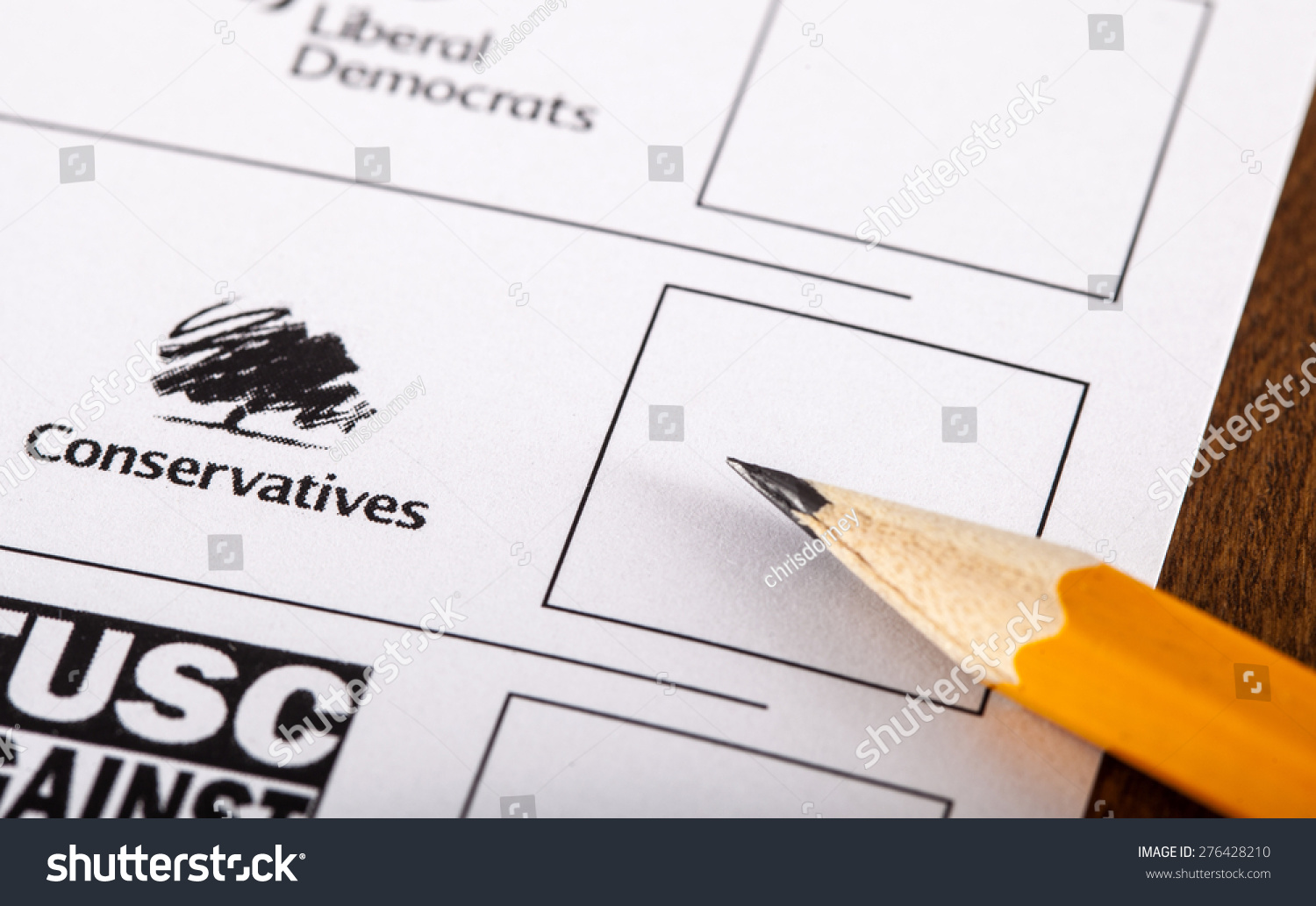 The conservative party essay
