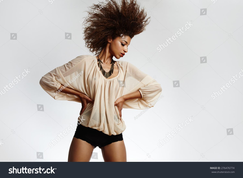 blackwoman shake