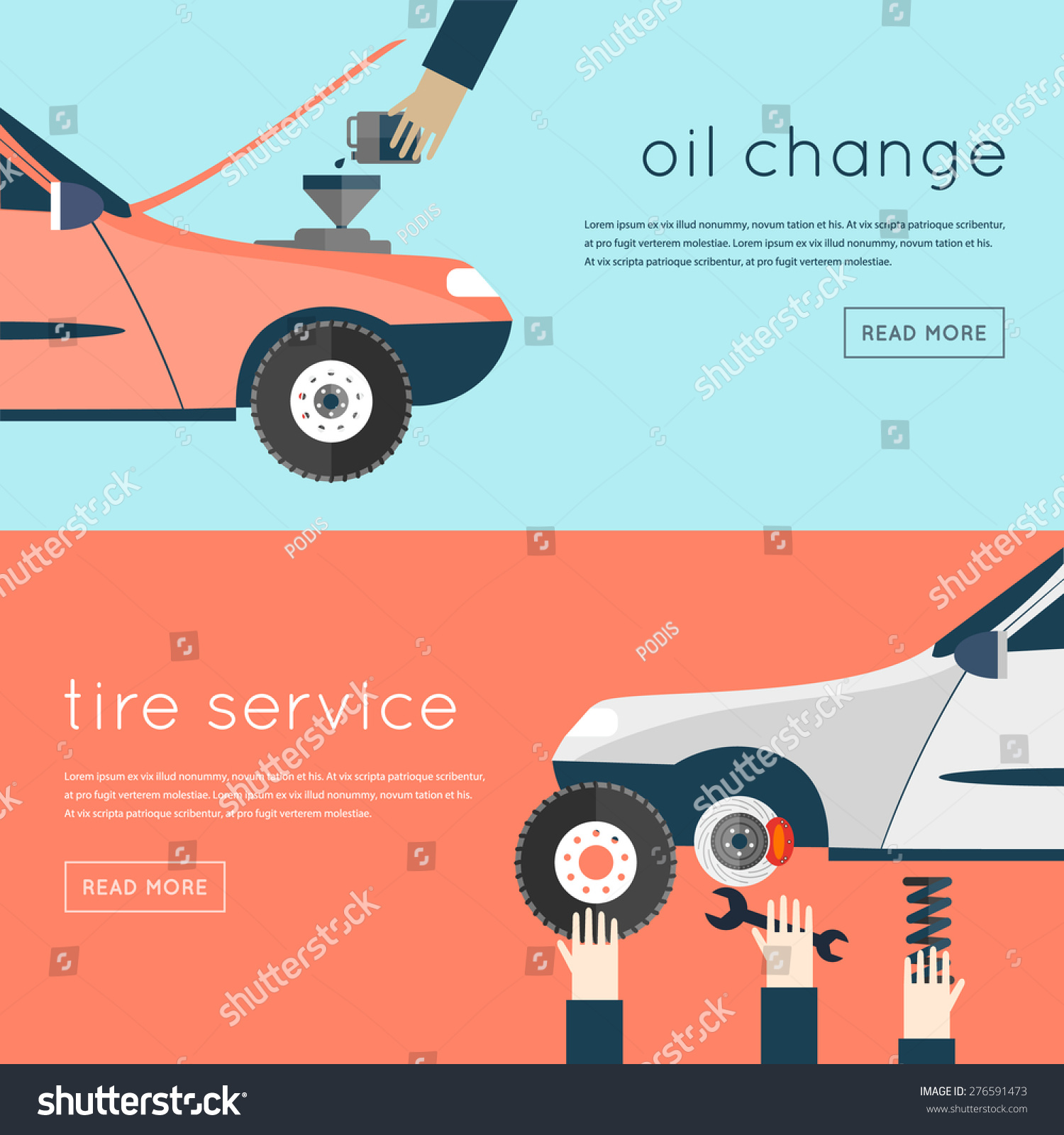 changing oil your car tire suspension stock vector 276591473 shutterstock. Black Bedroom Furniture Sets. Home Design Ideas