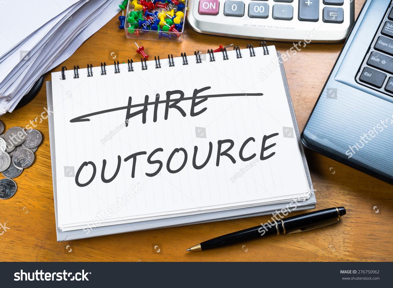 Outsourcing memo