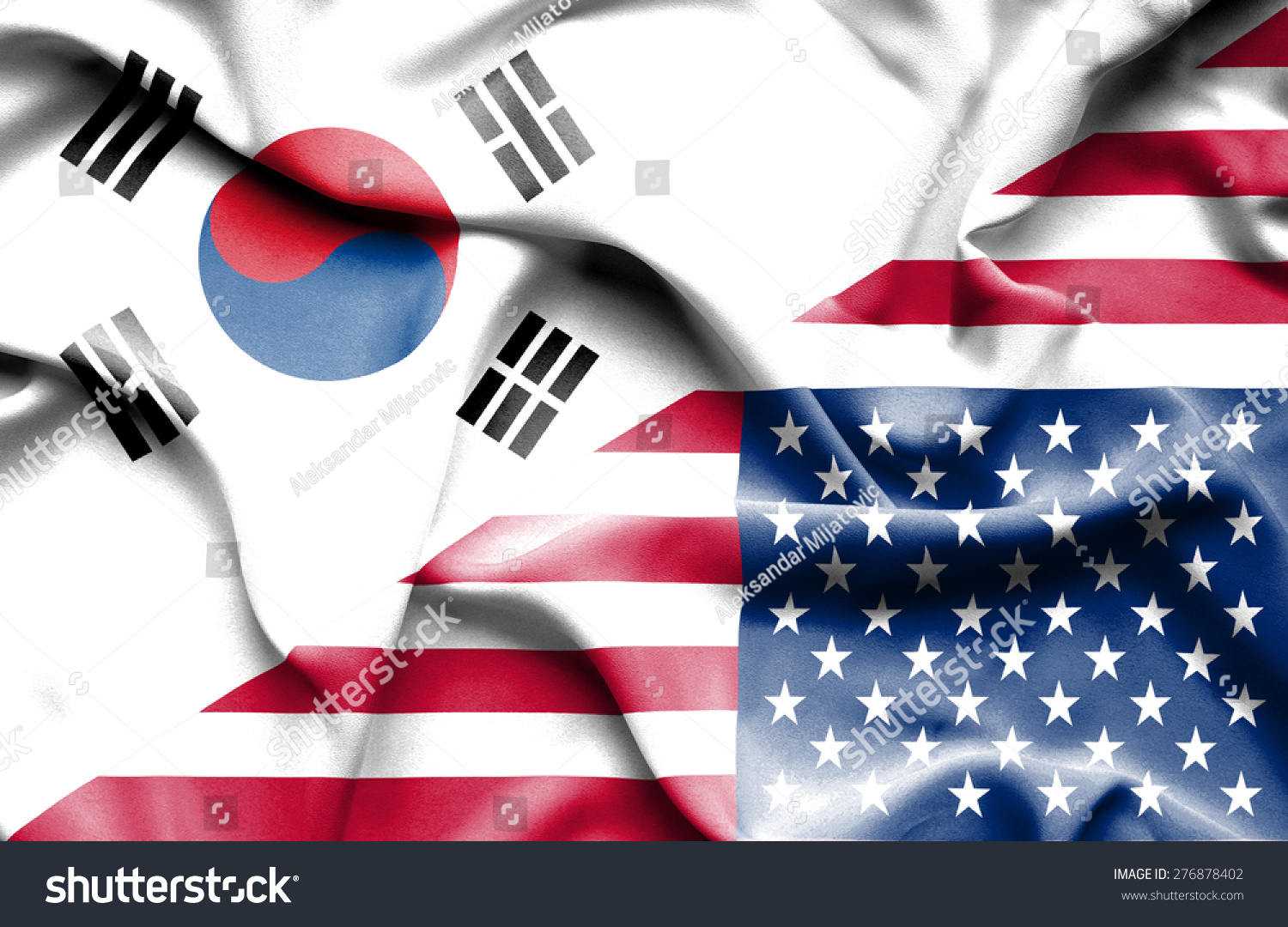 south korea and america relationship