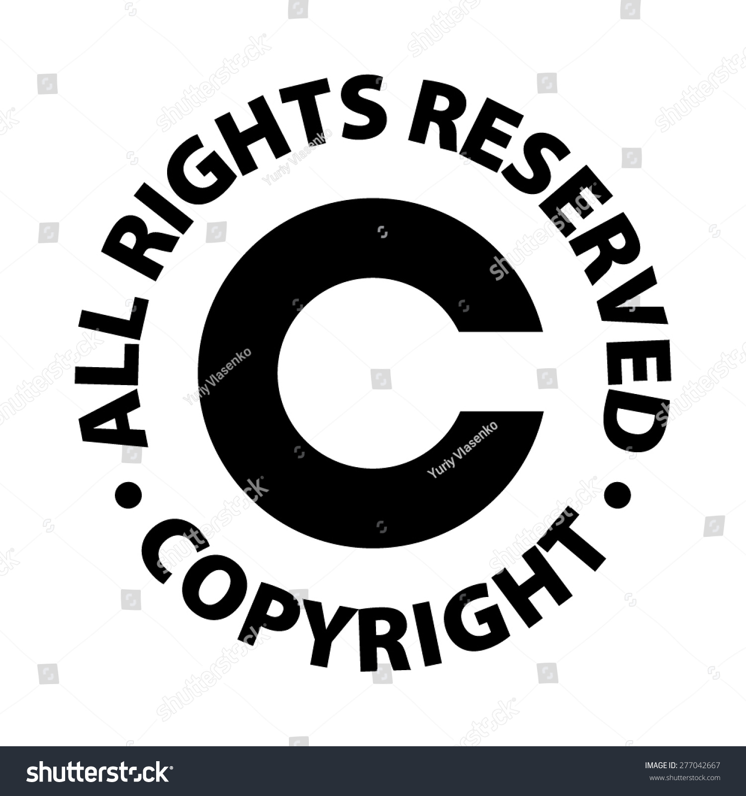 Copyright all rights reserved stock vector 277042667 shutterstock copyright all rights reserved biocorpaavc