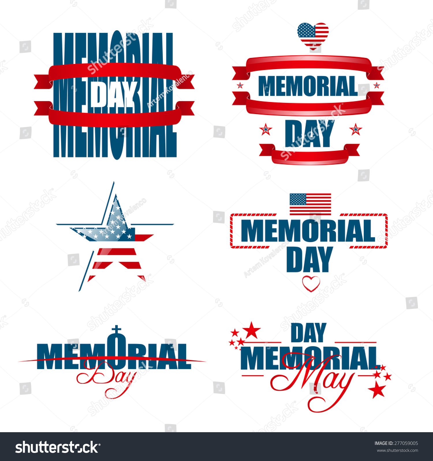 vector illustration on memorial day we stock vector  vector illustration on memorial day we remember you design and of gift coupons