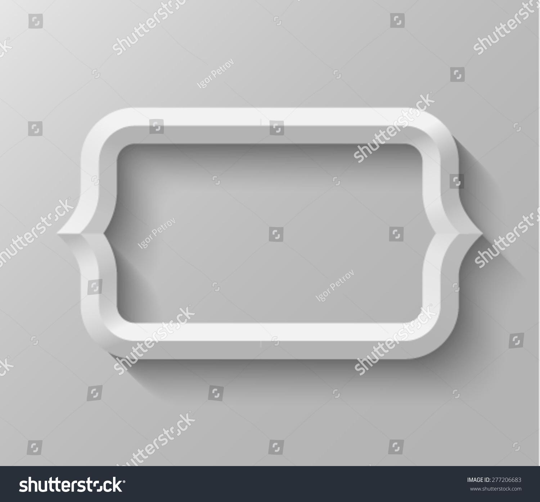Images of Bracket Frame Vector - #SpaceHero