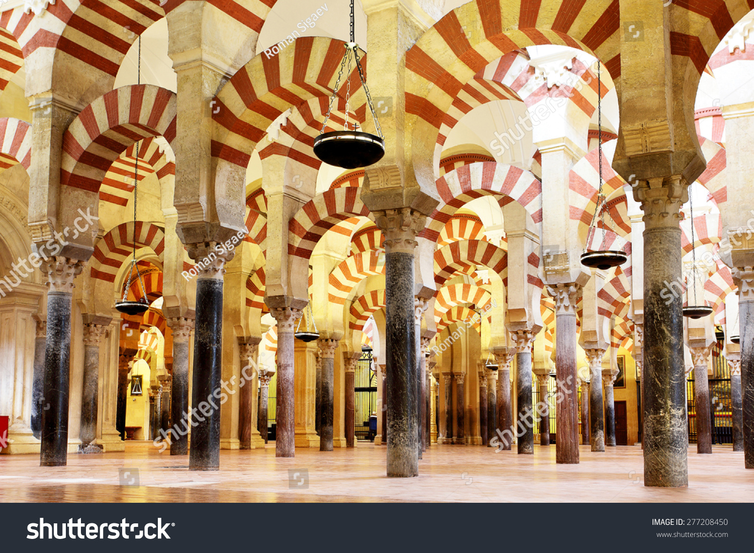 Cordoba Spain March 12 2013 Interior Stock Photo 277208450 - Shutterstock