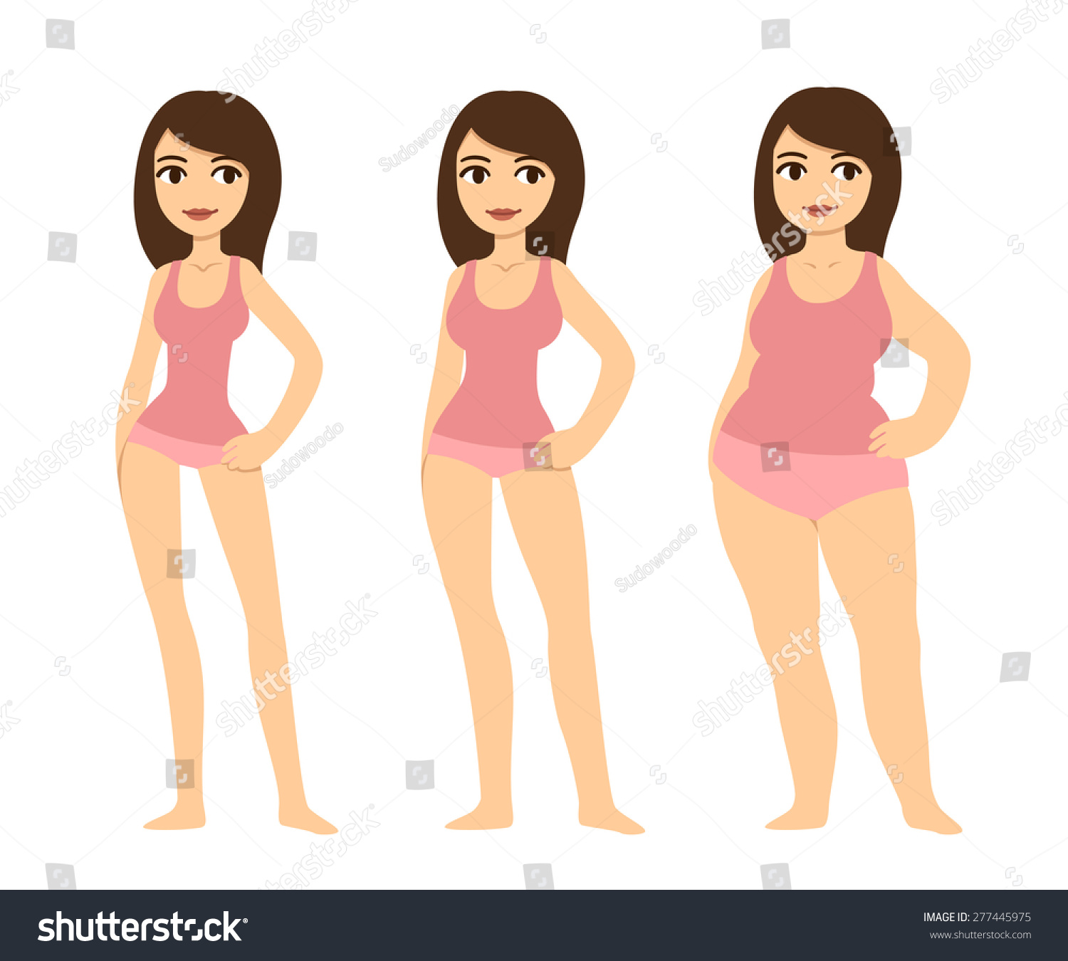 Chubby women catagories