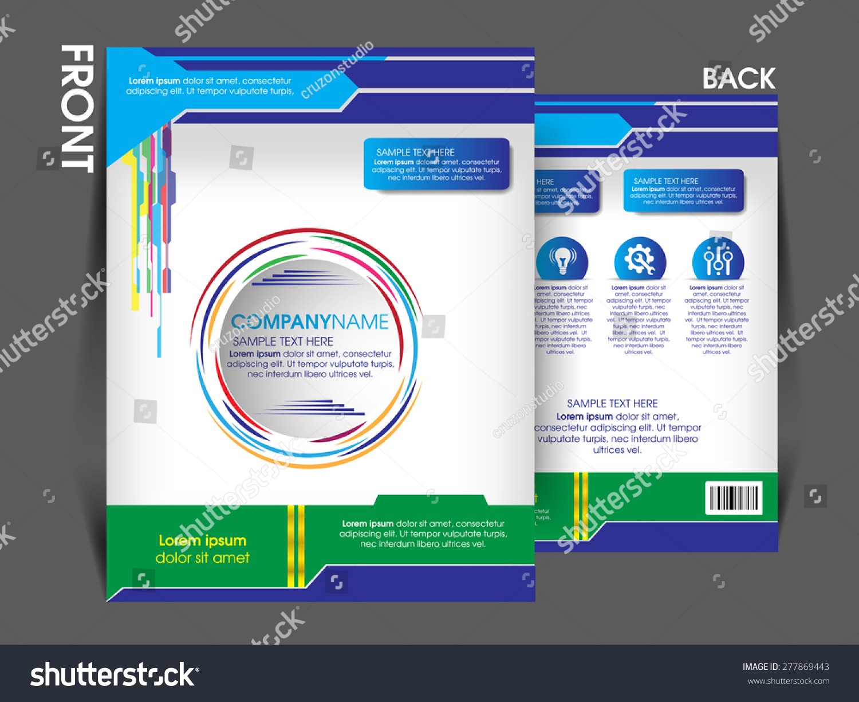 sample of business brochure