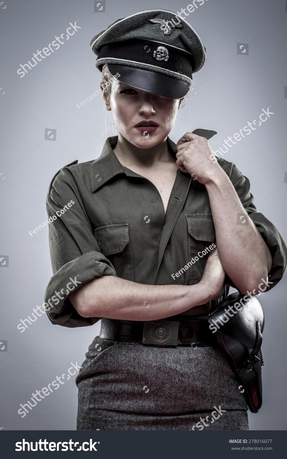 Join told Sexy nazi women uniforms