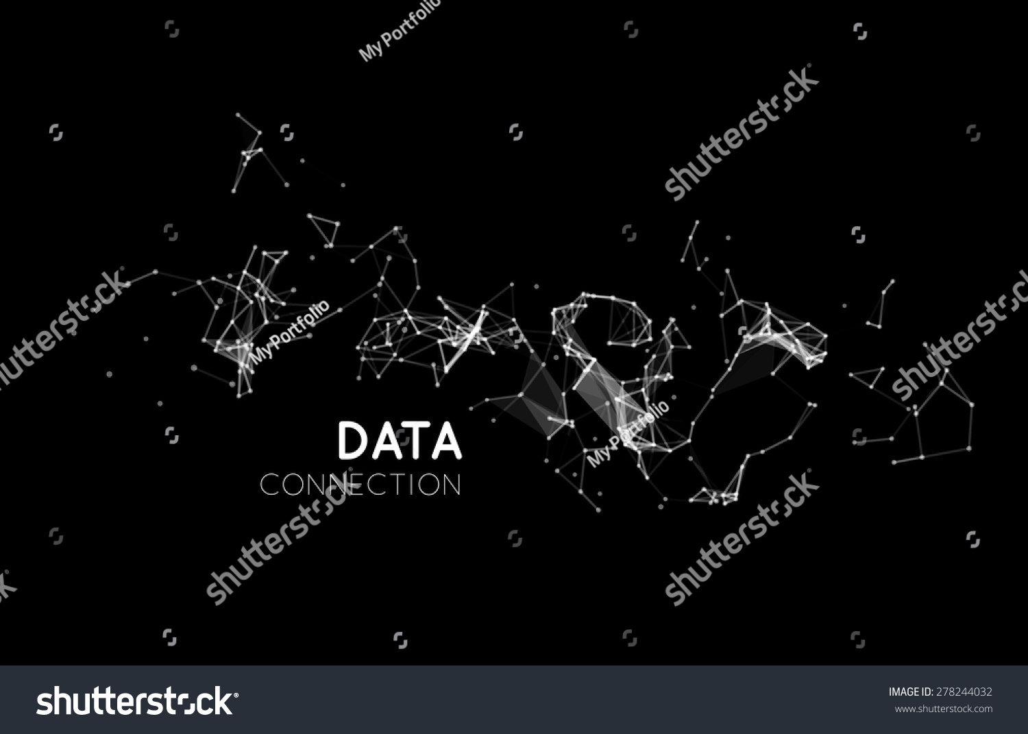 abstract network background - photo #45