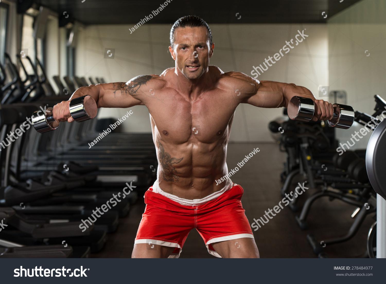Heavy chest mature