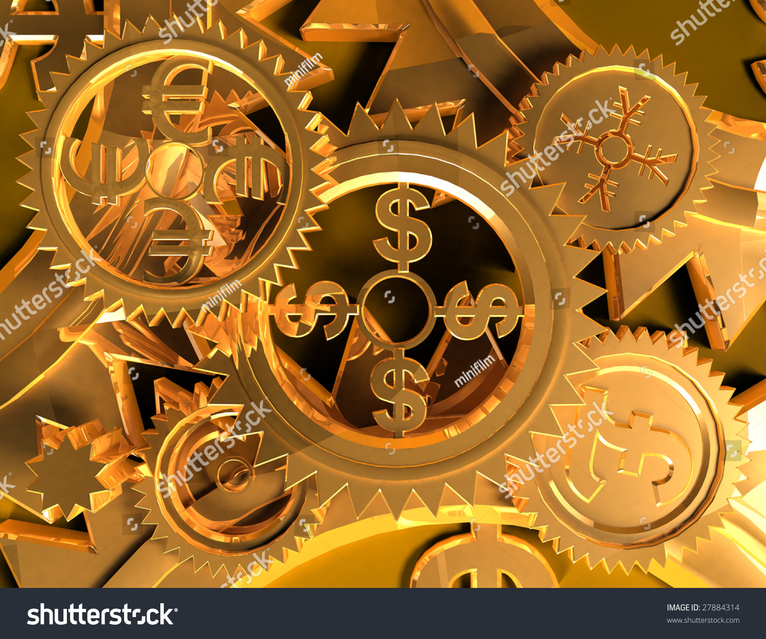 Forex gold machine