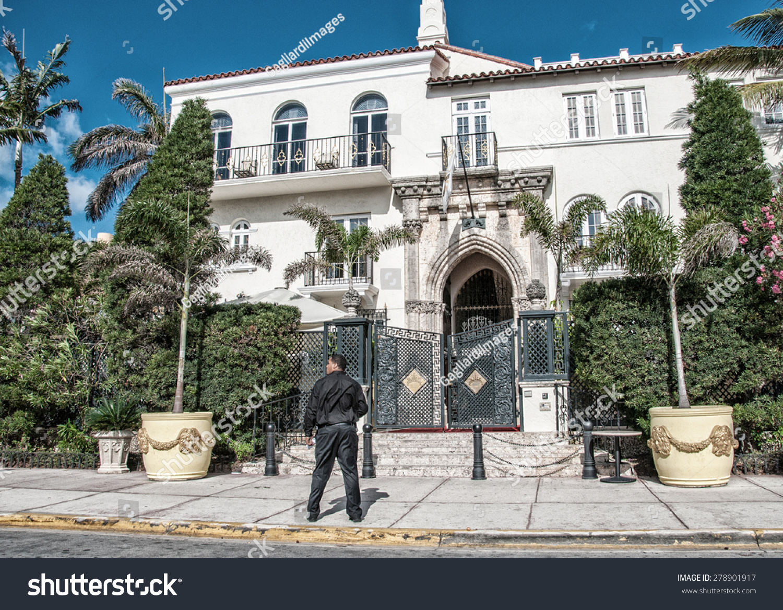 Miami florida usa circa april 2009 stock photo 278901917 miami florida usa circa april 2009 versace mansion in 1997 the biocorpaavc Gallery