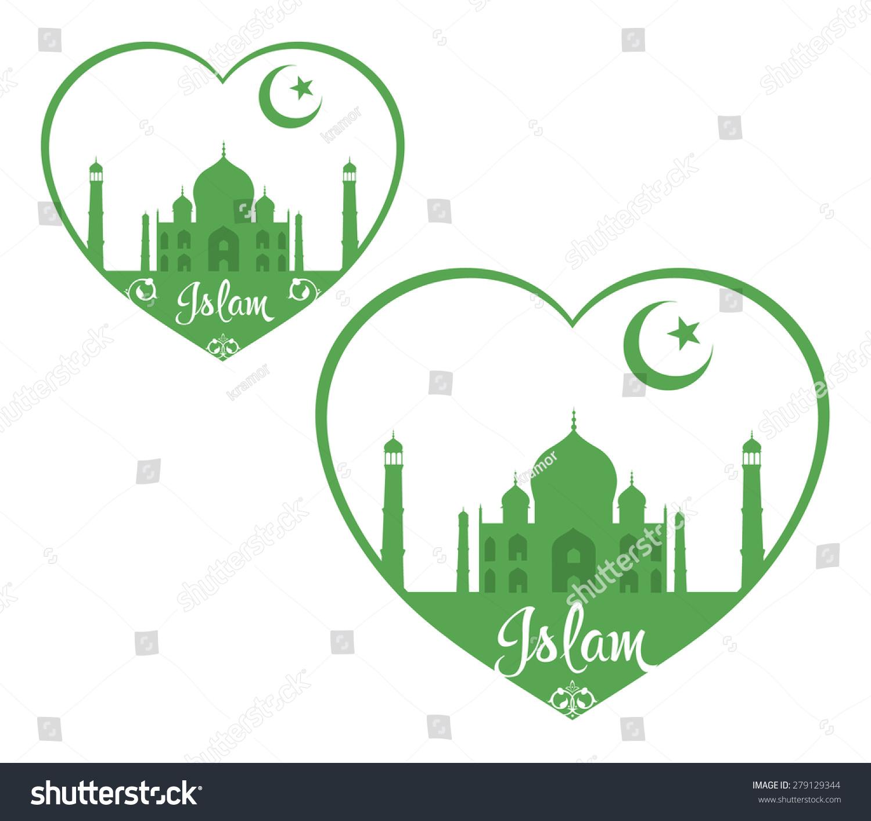 Islam Religous Symbol
