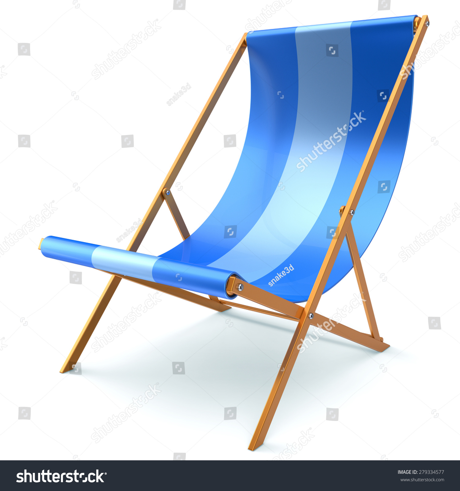 Beach Chair Chaise Longue Blue Nobody Relaxation Holidays Spa Resort Summer  Sun Tropical Sunbathing Travel Leisure