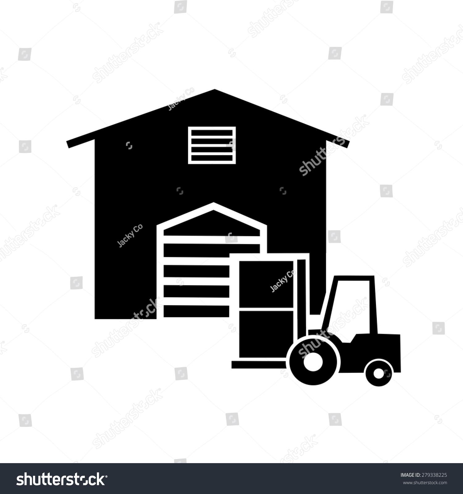 Warehouse Symbol wareh...
