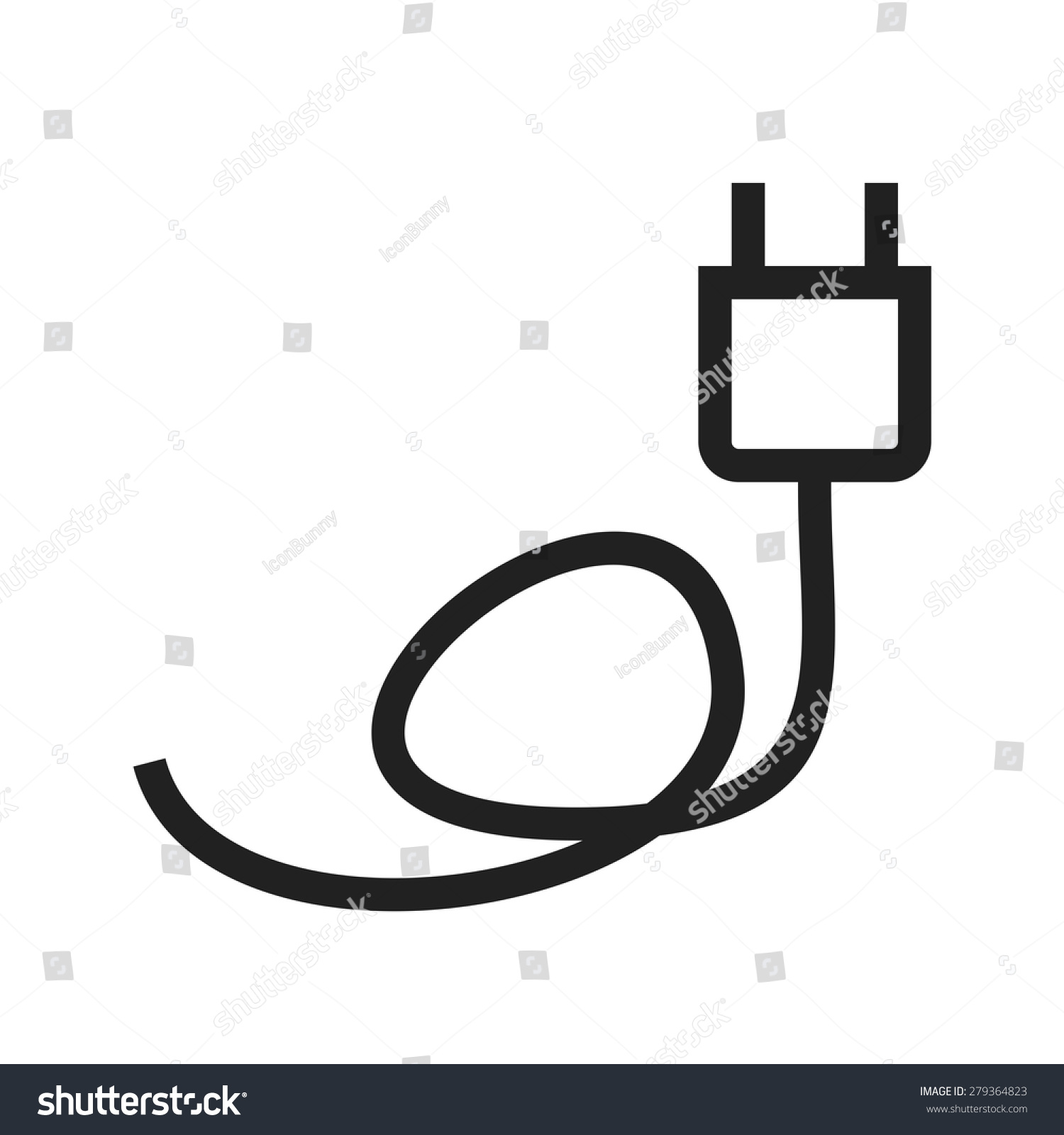 Fancy Cash Wires Icon Illustration - Electrical Diagram Ideas ...