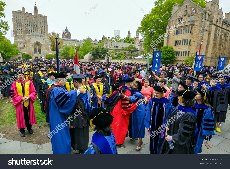New Haven May 18 Yale University Stockfoto (Jetzt bearbeiten ...