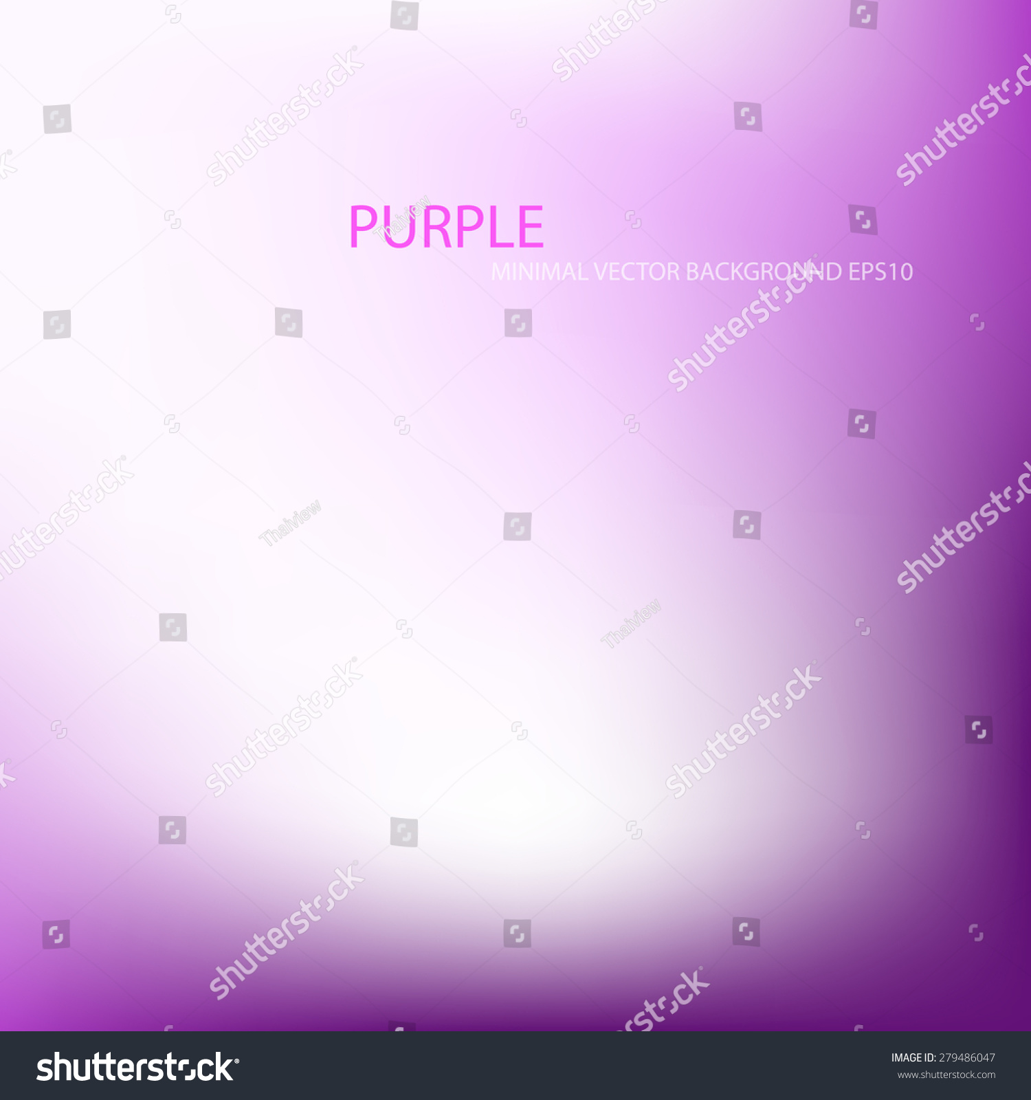Colorful Minimal Room: Purple Background Vector Minimal Background Water Color