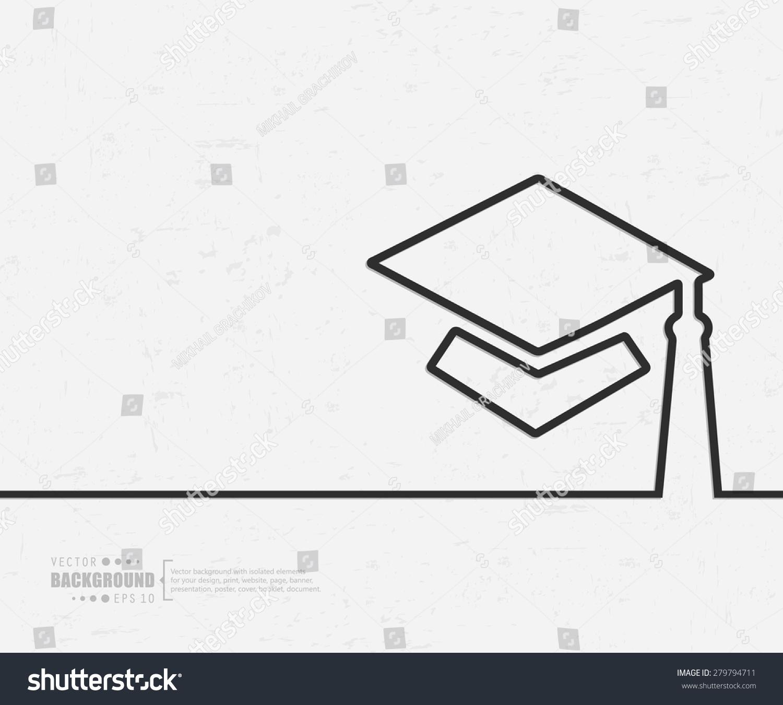 graduation cap design template www