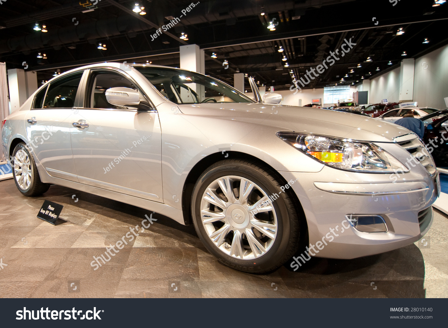 Denver Colorado April 5 2009 Hyundai Stock Photo 28010140 ...
