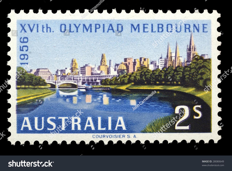 Date stamp in Melbourne
