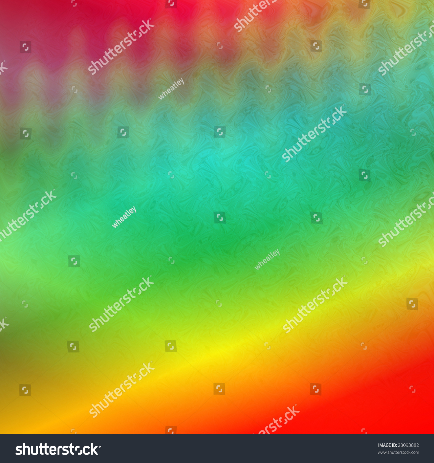 Colourful Spectrum Backgrounds For Use As Wallpapers Stock