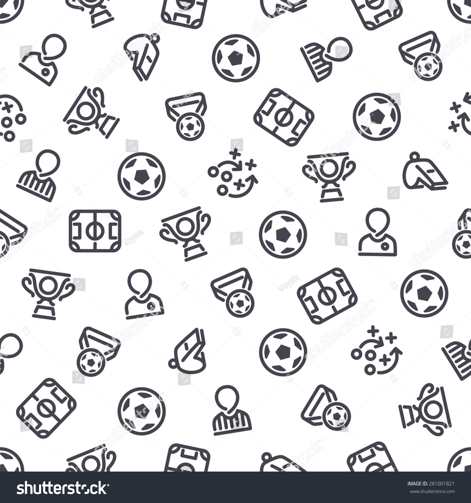 Soccer Pattern Awesome Ideas