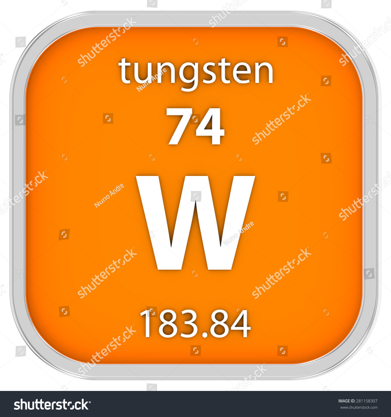 What is tungsten on the periodic table image collections tungsten material on periodic table part stock illustration tungsten material on the periodic table part of gamestrikefo Gallery