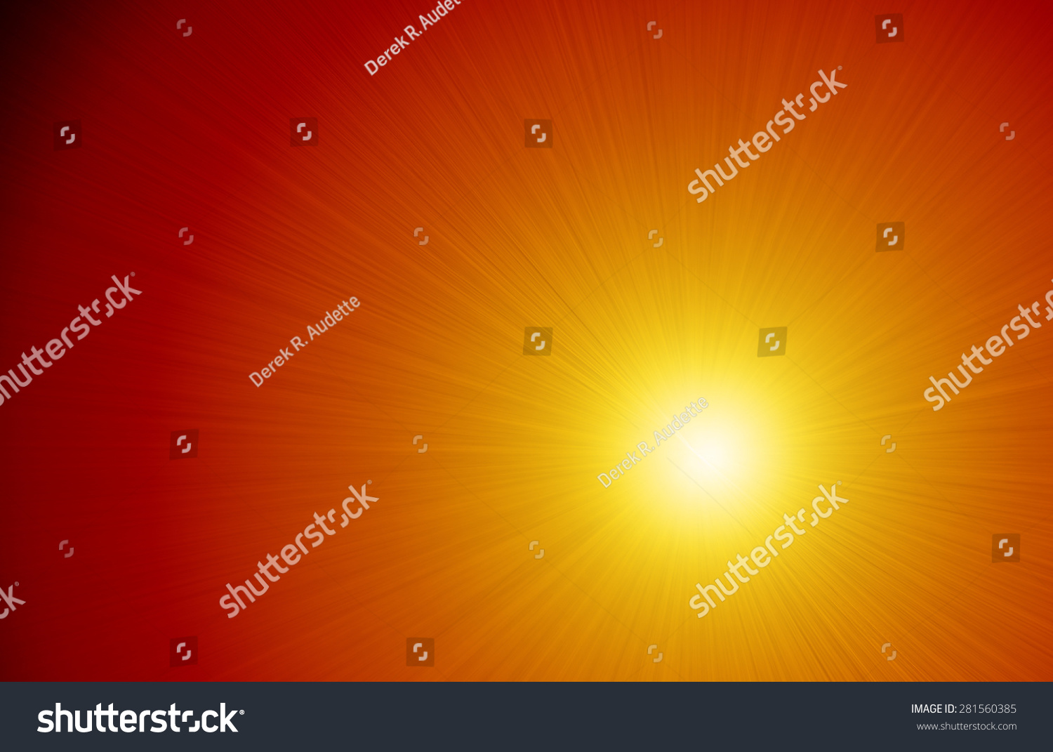 Graphic Design Illustration Intense Light Ray Stock Illustration ...